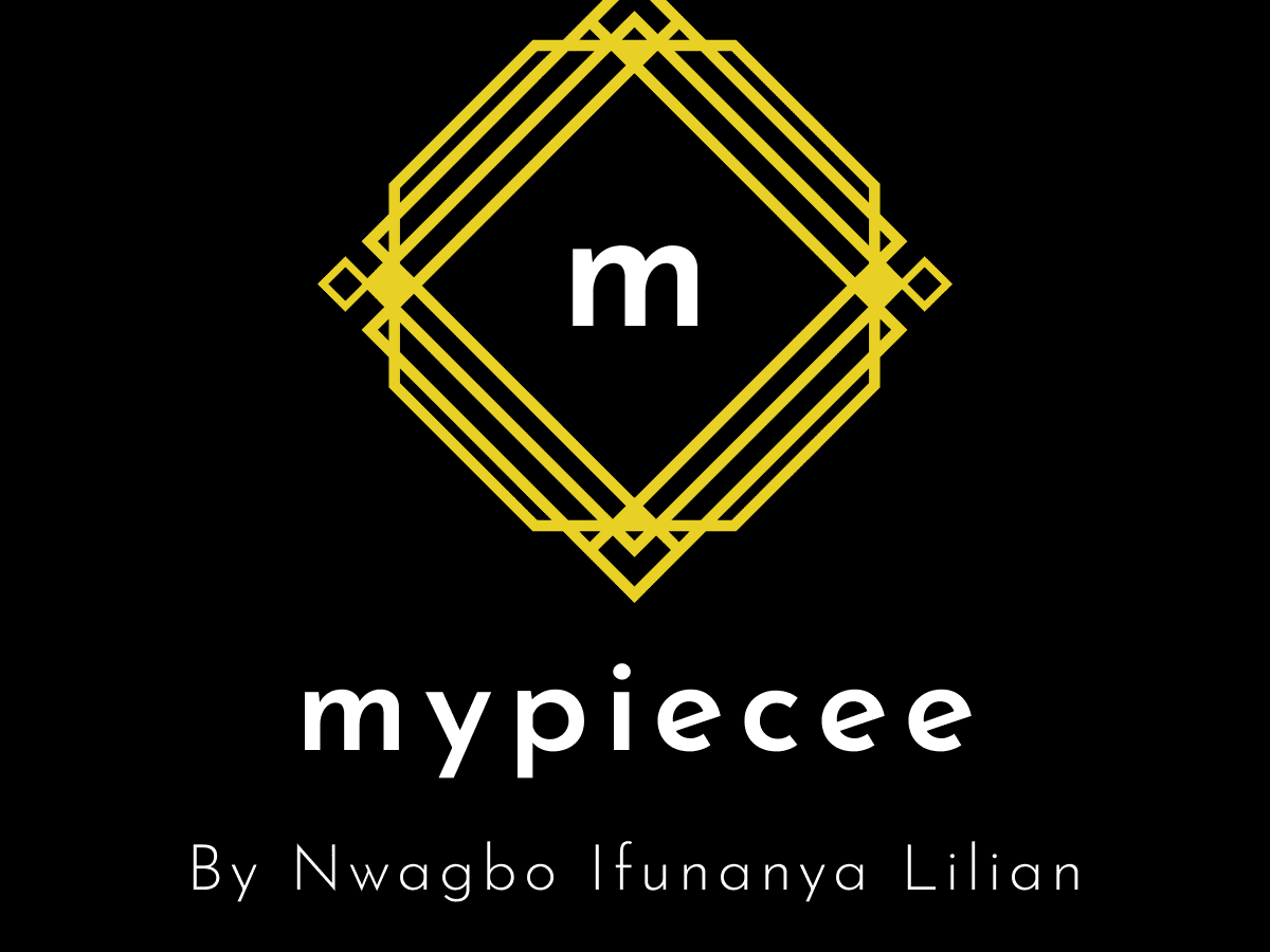 MyPiecee by Nwagbo Ifunanya Lilian.